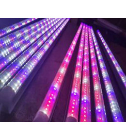 Ponic Green Multi Spectrum Grow Light - Set of 2, Dual Spectrum (Red-Blue) Light for Fruit and Flowering Plants - 2ft